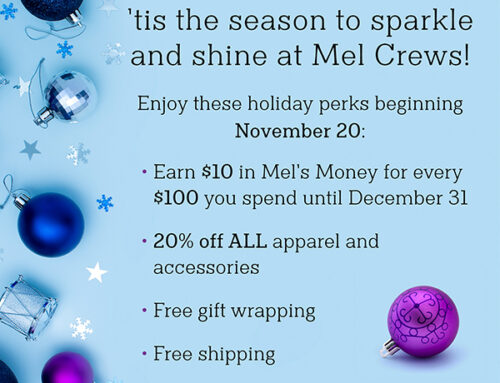 Holiday Perks at Mel Crews