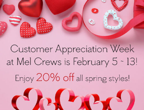 Customer Appreciation Week at Mel Crews
